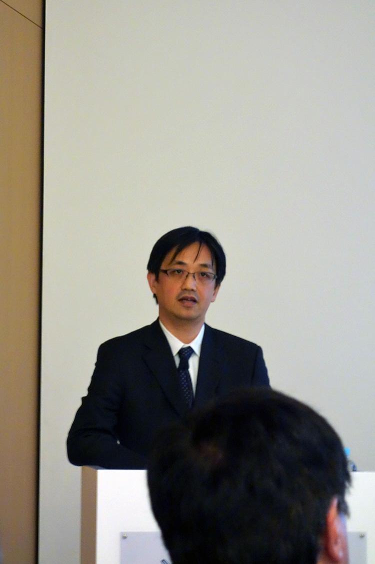 国立西洋美術館主任研究員 渡辺晋輔氏