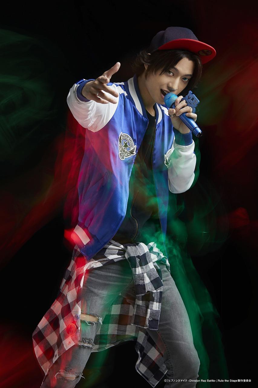 山田二郎:松田昇大  (C)『ヒプノシスマイク-Division Rap Battle-』Rule the Stage 製作委員会