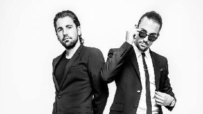 """ディミトリ・ヴェガス&ライク・マイクとマーティン・ギャリックスの""""Tremor""""がメタルに!?"""