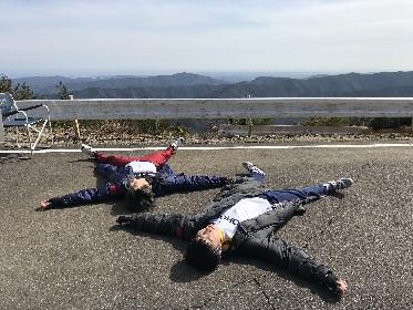 実写映画『弱虫ペダル』King & Prince永瀬廉と伊藤健太郎の「光合成」オフショット映像を解禁 白熱の上り坂レースの裏側も明らかに