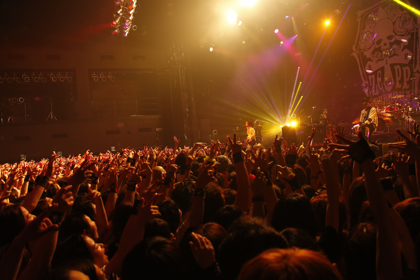 VAMPS  Photo by 田中和子