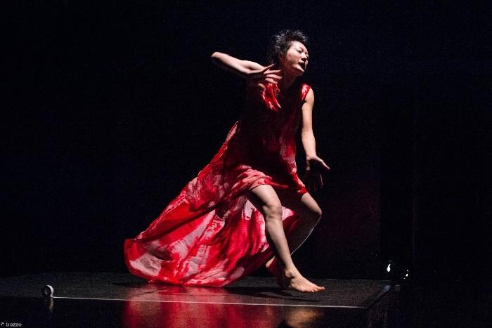 『ベートーヴェン 交響曲第5番『運命』全楽章を踊る』 (C)bozzo