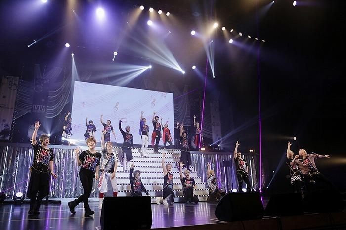 「ツキステ。」&「スケステ」合同ダンスライブ 『LUNATIC LIVE 2018』 (C) TSUKIPRO LL