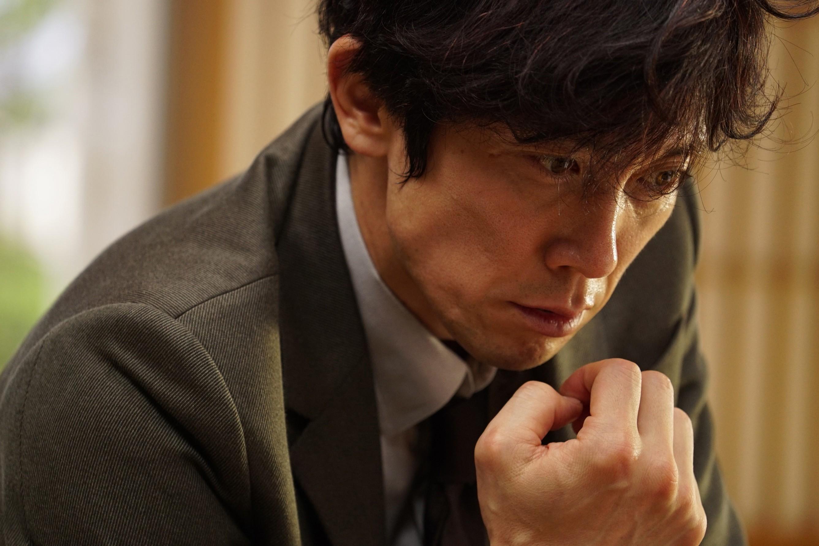 島田開(佐々木蔵之介) (C)2017 映画「3月のライオン」製作委員会