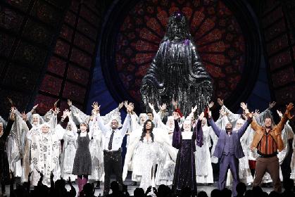 最高にハッピーなブロードウェイ・ミュージカル!『天使にラブ・ソングを… ~シスター・アクト~』が開幕! 初日観劇レポート