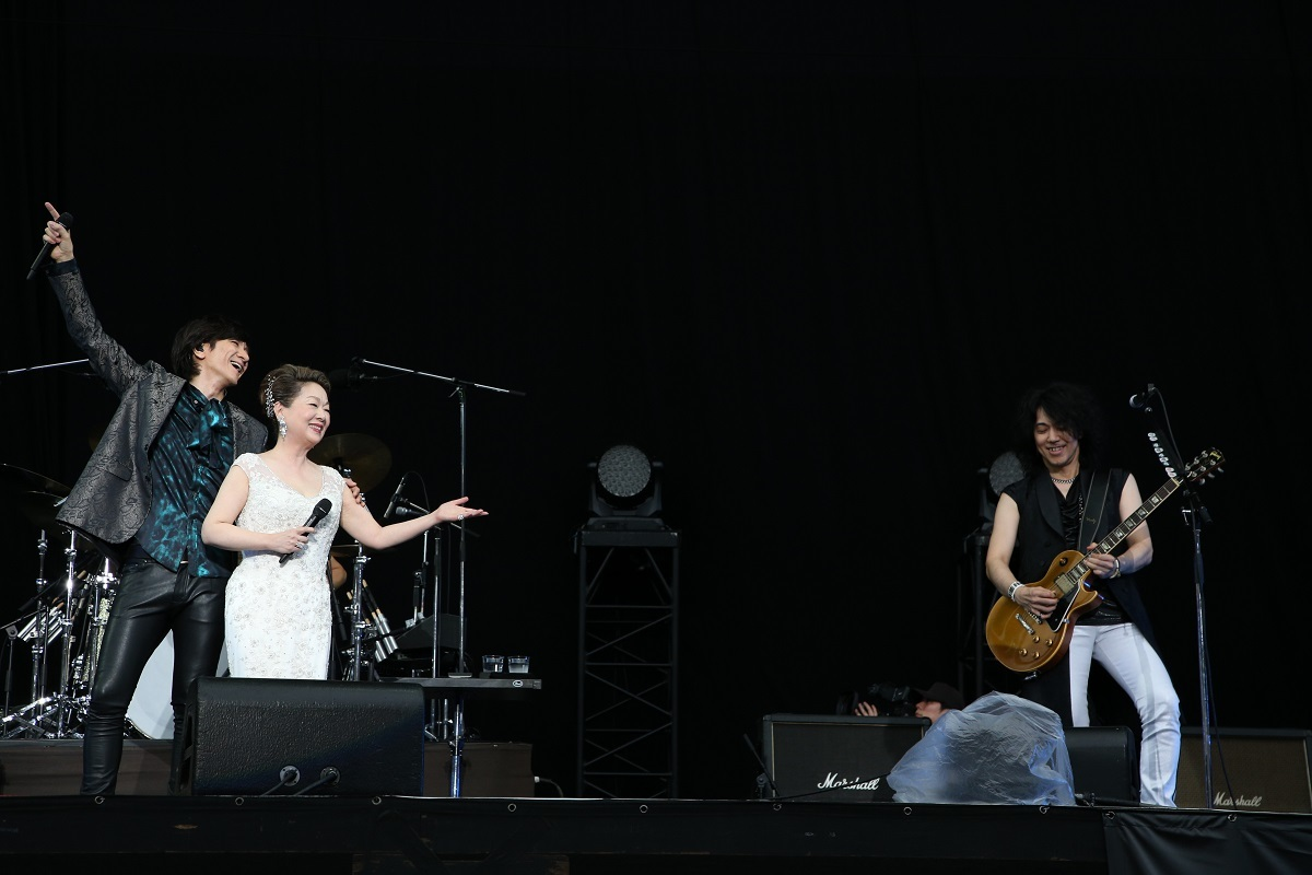 THE YELLOW MONKEY (C)SUMMER SONIC All Rights Reserved.