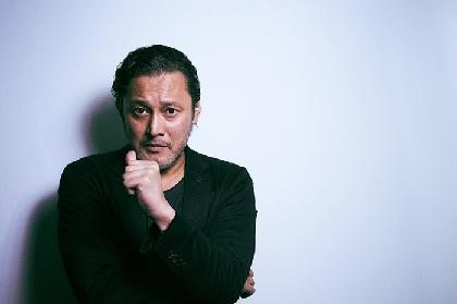 横田栄司インタビュー 『デスノート THE MUSICAL』人間を弄び、弄ばれる死神に
