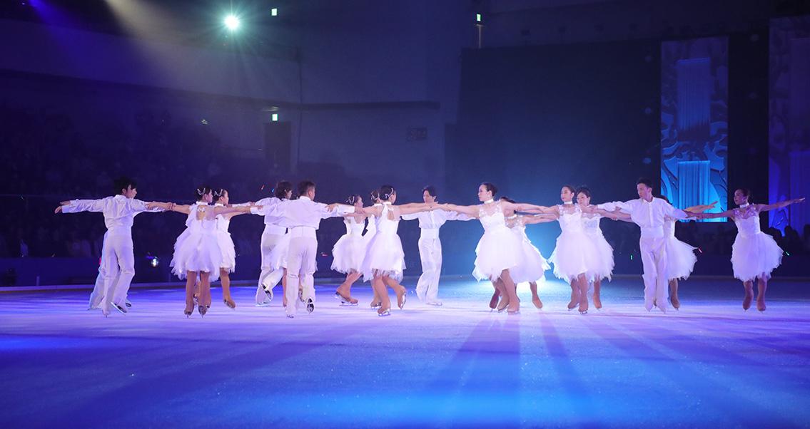 2019年1月に『プリンスアイスワールド』の長野公演が開催される
