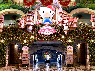 サンリオピューロランドがいちご尽くしになる期間限定スペシャルイベント「Sweets Puro」開幕