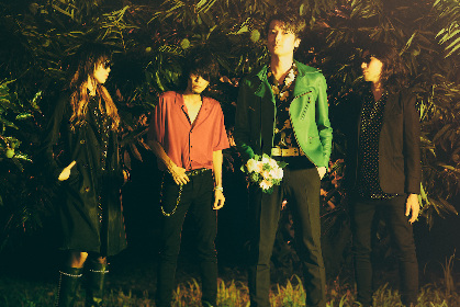 a flood of circle、最新アルバムのリード曲「Beast Mode」を先行配信&MVのプレミア公開が決定
