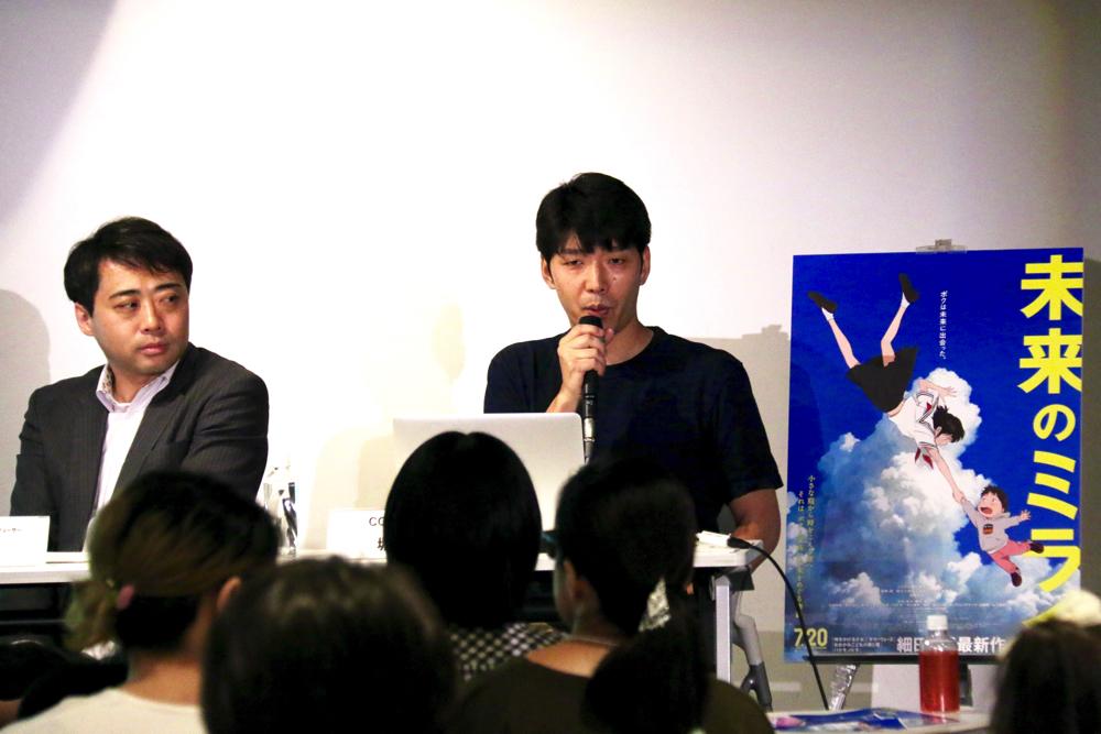 (左から)斎藤優一郎氏、堀部亮氏