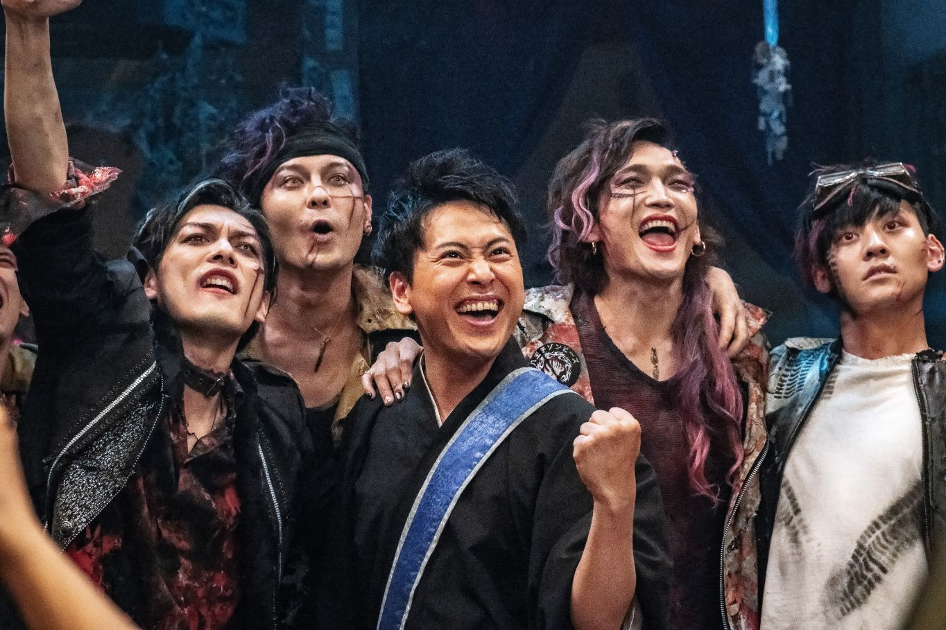 (C)2020映画「八王子ゾンビーズ」製作委員会