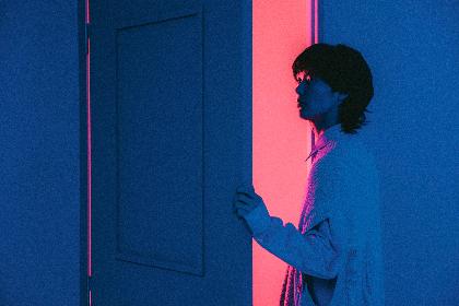 映秀。2nd Album『第弐楽章 -青藍-』をリリース ジャケット写真と最新アーティスト写真を公開