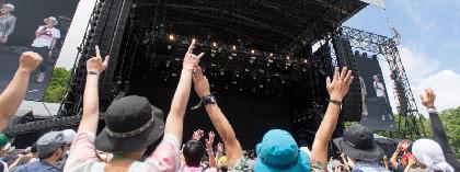 ASH、ジョニー・マー、エレカシ、サカナクション、Suchmosら『フジロック』YouTubeライブ配信アーティスト発表