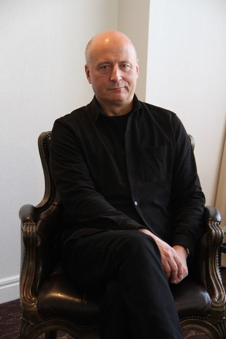 このオーケストラを通してエストニアの魅力を伝えたい!と語るパーヴォ・ヤルヴィ (C)H.isojima