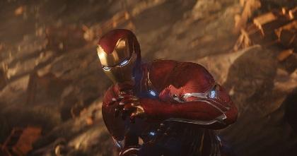 """『アベンジャーズ/インフィニティ・ウォー』スポット映像でアイアンマン、キャプテン・アメリカらの""""新装備""""が明らかに"""