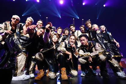 THE RAMPAGE from EXILE TRIBE、全58公演合計12万人を動員したロングツアーが閉幕