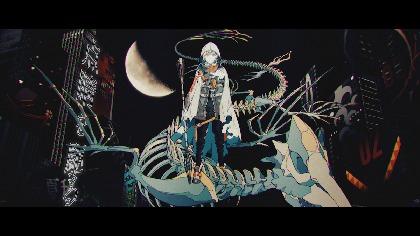 しゅーず×めいちゃんによる『XYZ VS XYZ』企画第4弾楽曲「点睛を駆る」のMVを公開