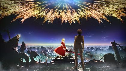 アニメ『Fate/EXTRA Last Encore』のコンセプトビジュアル、第2弾PV、キャストを解禁