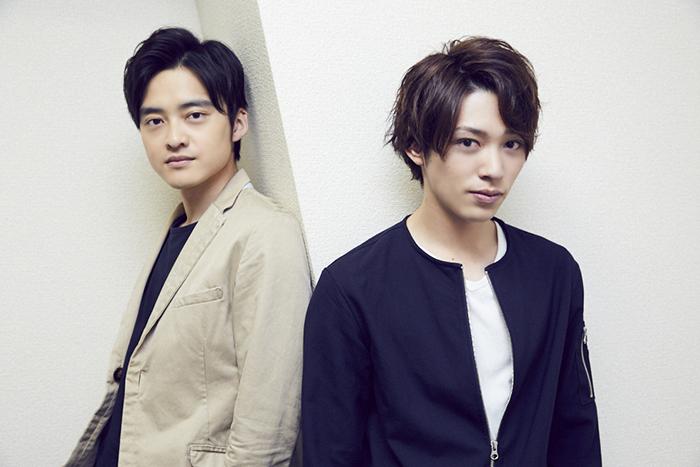 (左から)木ノ本嶺浩 安西慎太郎