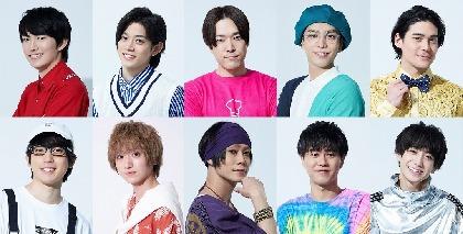 若手俳優たちが本番一発勝負の演技を披露する『テレビ演劇 サクセス荘2』、miniとして番組が継続