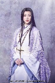 元宝塚歌劇団星組男役スターの七海ひろき、舞台『刀剣乱舞』に退団後初の女性役で出演