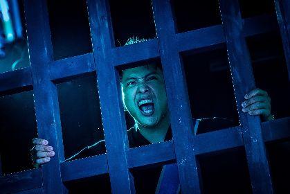 三代目JSB山下健二郎が叫ぶ!久保田悠来、藤田玲らゾンビが踊り、喜び、キメる姿も 映画『八王子ゾンビーズ』場面写真を一挙解禁