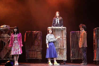 AKB48×劇団鹿殺し×コンドルズが生み出す愛憎劇 舞台『山犬』が開幕