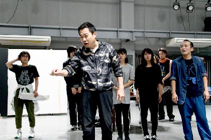 劇団SET『テクニカルハイスクルーズウォーズ』歌、ダンス、笑いと熱気の稽古場レポート