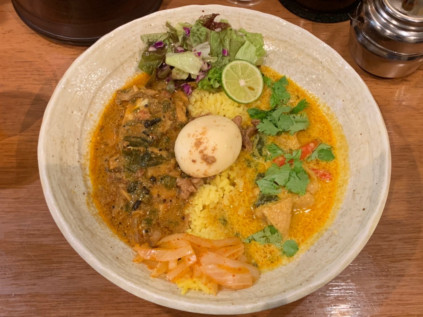 「SPICY CURRY魯珈~ろか~」