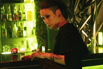 坂東巳之助が再び全身タトゥー姿で登場 『東京喰種 トーキョーグール2(仮)』続投に「美味しい目玉は今回おつまみになりました」