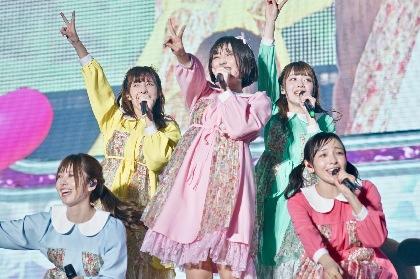 神宿、5周年幕張ワンマンで新体制初の全国ツアー開催&待望の3rdアルバムを発表 幕張ワンマン公式レポートが到着