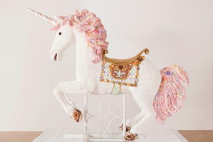 渡辺おさむ個展『お菓子の美術館』 本物そっくりのカラフルで精巧なスイーツデコアートの世界