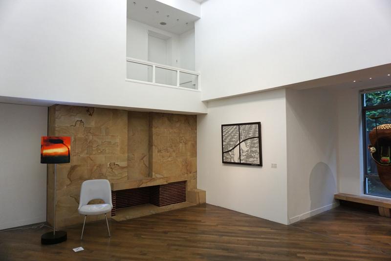 1階ギャラリーⅠの風景