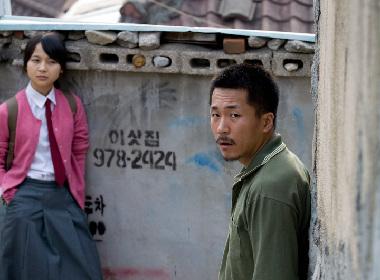 『息もできない』上映会 ヤン・イクチュンが東出昌大、RAD野田らとトーク