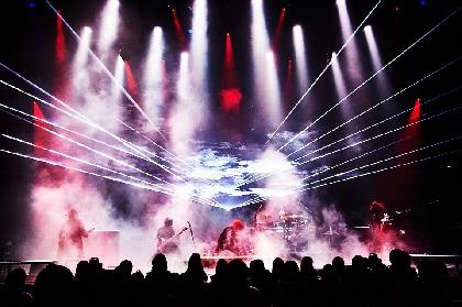 the GazettE 全国ホールツアー開幕&11月からはスタンディングツアー開催を発表