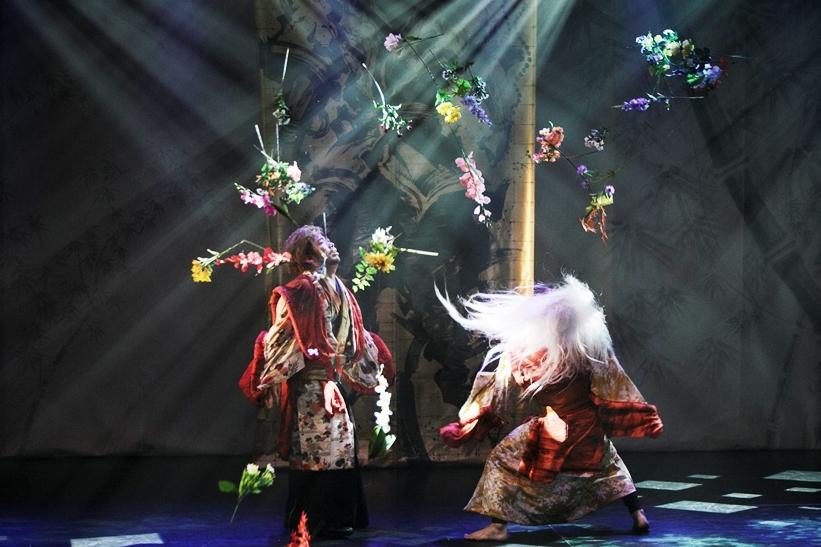 劇団壱劇屋 番外公演『猩獣-shoju-』 [撮影]河西沙織(劇団壱劇屋)