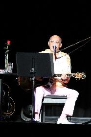 松山千春 10,000人の前で全21曲を弾き語りで熱唱「これからも41、42年、50年と俺は歌うぞ」
