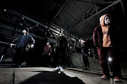 ROTTENGRAFFTY 10月31日(水)LINE LIVE緊急特番で武道館ライブ映像作品詳細を発表