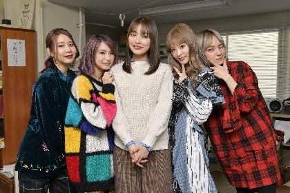 SCANDAL 新曲「Tonight」が内田理央主演ドラマ『来世ではちゃんとします』主題歌に