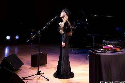 サラ・オレイン、初映像作品『シネマ・ミュージック with サラ・オレイン』を9月にリリース 『MUSIC FAIR』初出演も決定