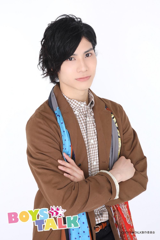 かなむ(二葉 要) (C)BOYS★TALK 製作委員会
