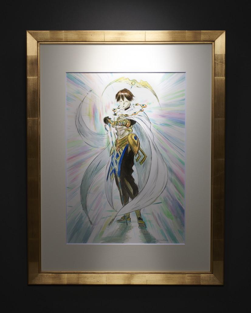 オジマンディアス (C)TYPE-MOON / FGO PROJECT (C)Yoshitaka Amano