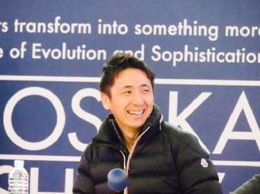 """土屋圭市の""""ドリキン""""が2018年にスタート! タイムや走りの美しさなど、4つのポイントでレースを競う"""