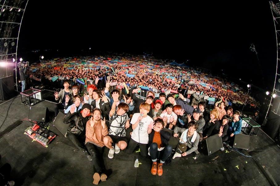 『YON FES 2017』2日目