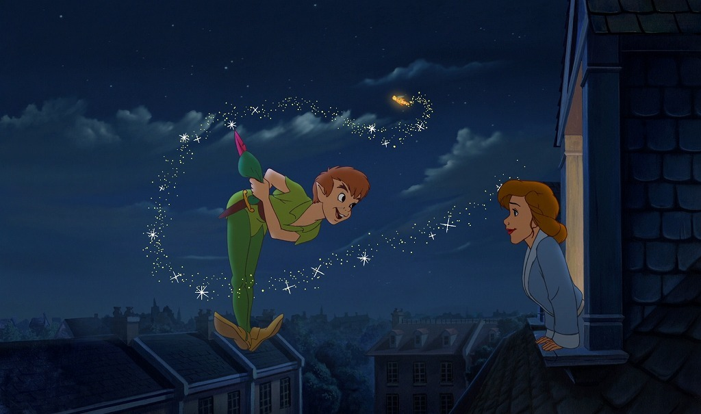 『ピーター・パン2』 (C)︎2020 Disney