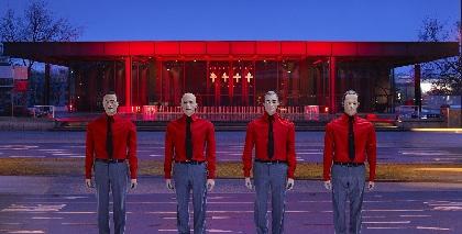 クラフトワーク 日本ツアー全公演即日完売、ステージプラン確定につき追加席販売