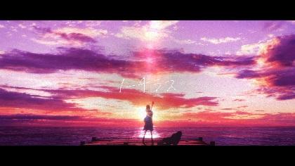 """ヨルシカ """"エルマ""""と""""エイミー""""の物語をフルCGアニメーションで表現した新曲「ノーチラス」のMVを公開"""