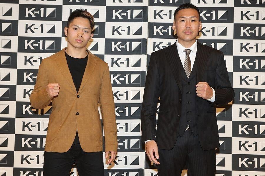 不可思 vs 鈴木勇人 (C)K-1