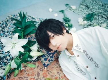 斉藤壮馬、2ndフルアルバム『in bloom』ジャケット&参加ミュージシャンが発表